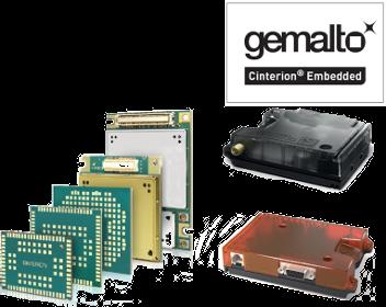 Gemalto / Cinterion GSM moduli,modemi in pribor