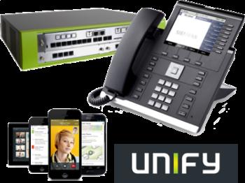 Komunikacijski sistemi UNIFY (prej SIEMENS)