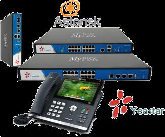 Yeastar S serija IP telefonski sistemi