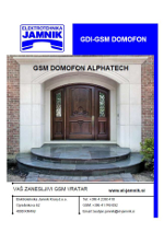 GSM-domofoni-Alphatech-150