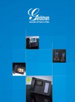 Grandstream-katalog