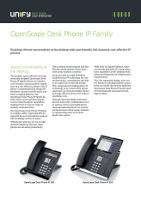 Openscape--desk-phone