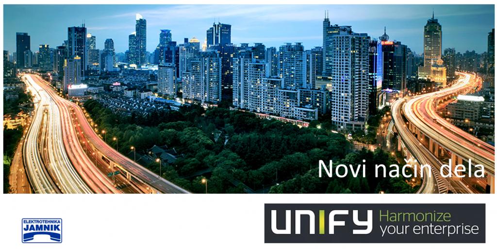 Unify novi način dela