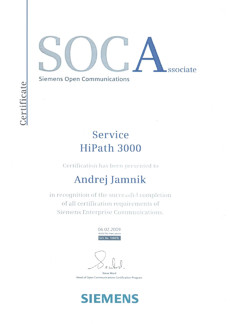 certifikat-aj-siemens-hipath