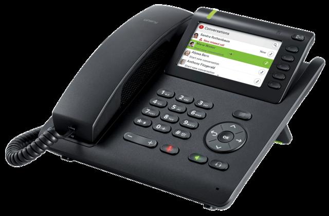 IP telefoni višjega cenovnega razreda z boljšo funkcionalnostjo, obliko in akustiko