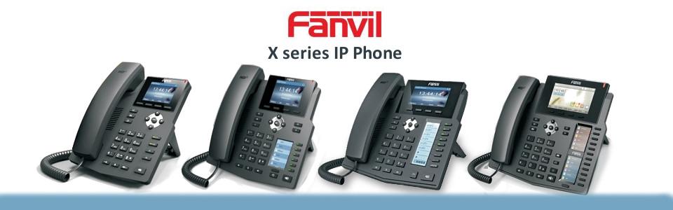 Fanvil IP telefonski aparati z optimalnim razmerjem med ceno in funkcionalnostjo