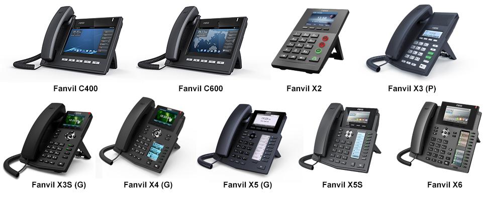 Fanvil IP telefoni