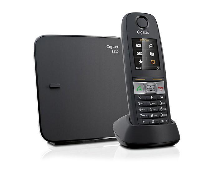 Gigaset E630 analogni brezvrvični telefon za težke pogoje delovanja