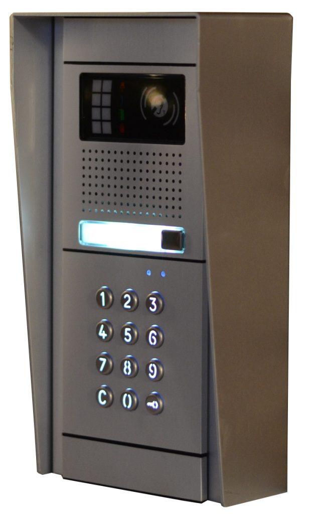Variobell modularni GSM domofon z univerzalno tipkovnico