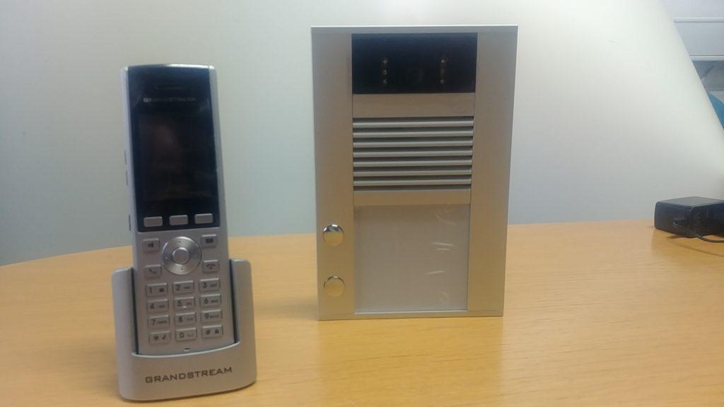 IPBold domofon s slušalko