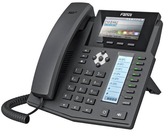 Fanvil X5s-IP namizni telefon višjega razreda
