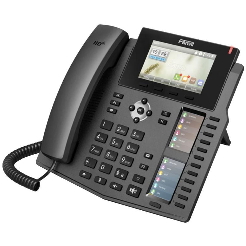 Fanvil X6 direktorski IP namizni telefonski aparat