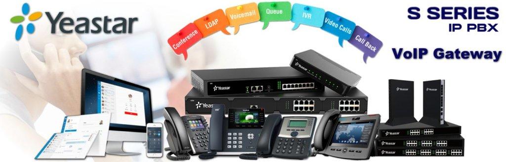 Poslovna telefonija- IP telefoni, pametni telefoni, yeastar IP telefonski strežniki