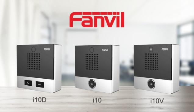 IP domofoni interkomi Fanvil