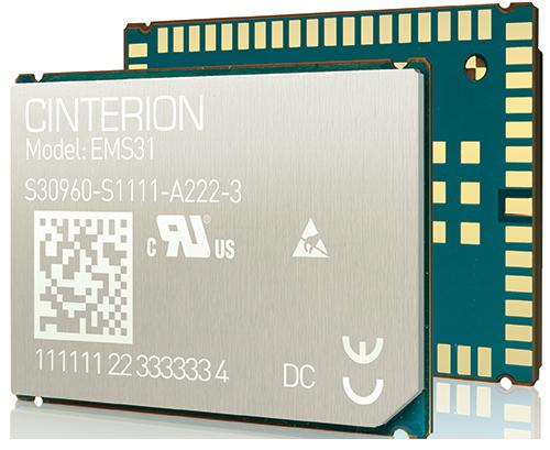 IoT moduli Thales-Cinterion